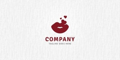 Liquid Love Logo Template