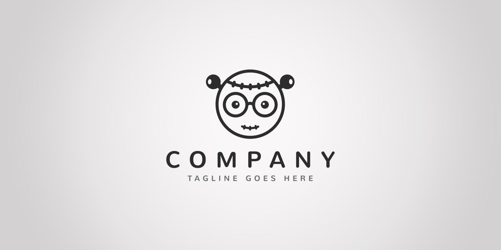 Geek Voodoo Logo Template