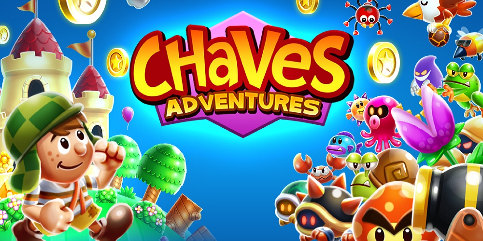 Chaves Adventures - Android Platform Game Template