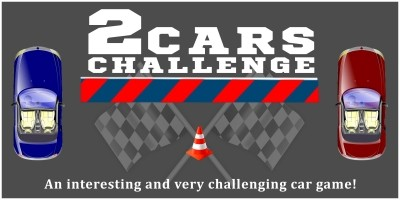 2 Cars Challenge - Unity Game Source Code