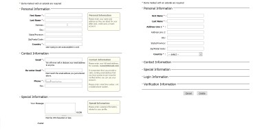 PHP DataForm - Web Control For Data Form