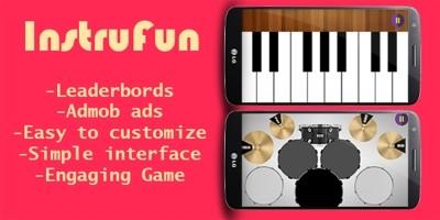 InstruFun - Instrument Android App Source Code