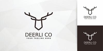 Deerlijk Co - Logo Template