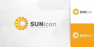 SunIcon - Logo Template
