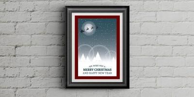 Christmas Poster Template