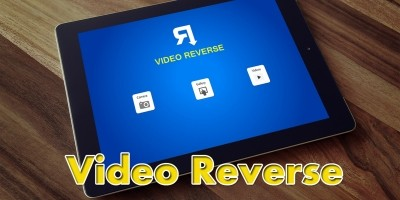Video Reverse - Android App Source Code