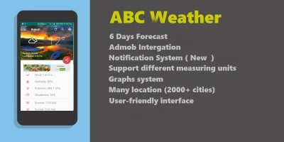 ABC Weather - Android Weather App Source Code