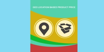 Geo Location Based Product Price - Magento Extensi