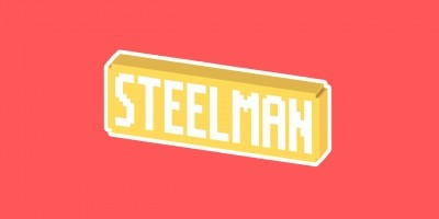 Steel Man - Unity Game Source Code