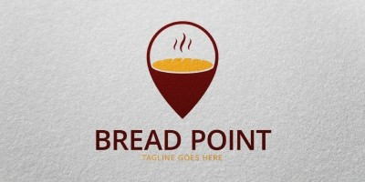 Bread Point - Logo Template