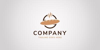 Modern Bakery - Logo Template