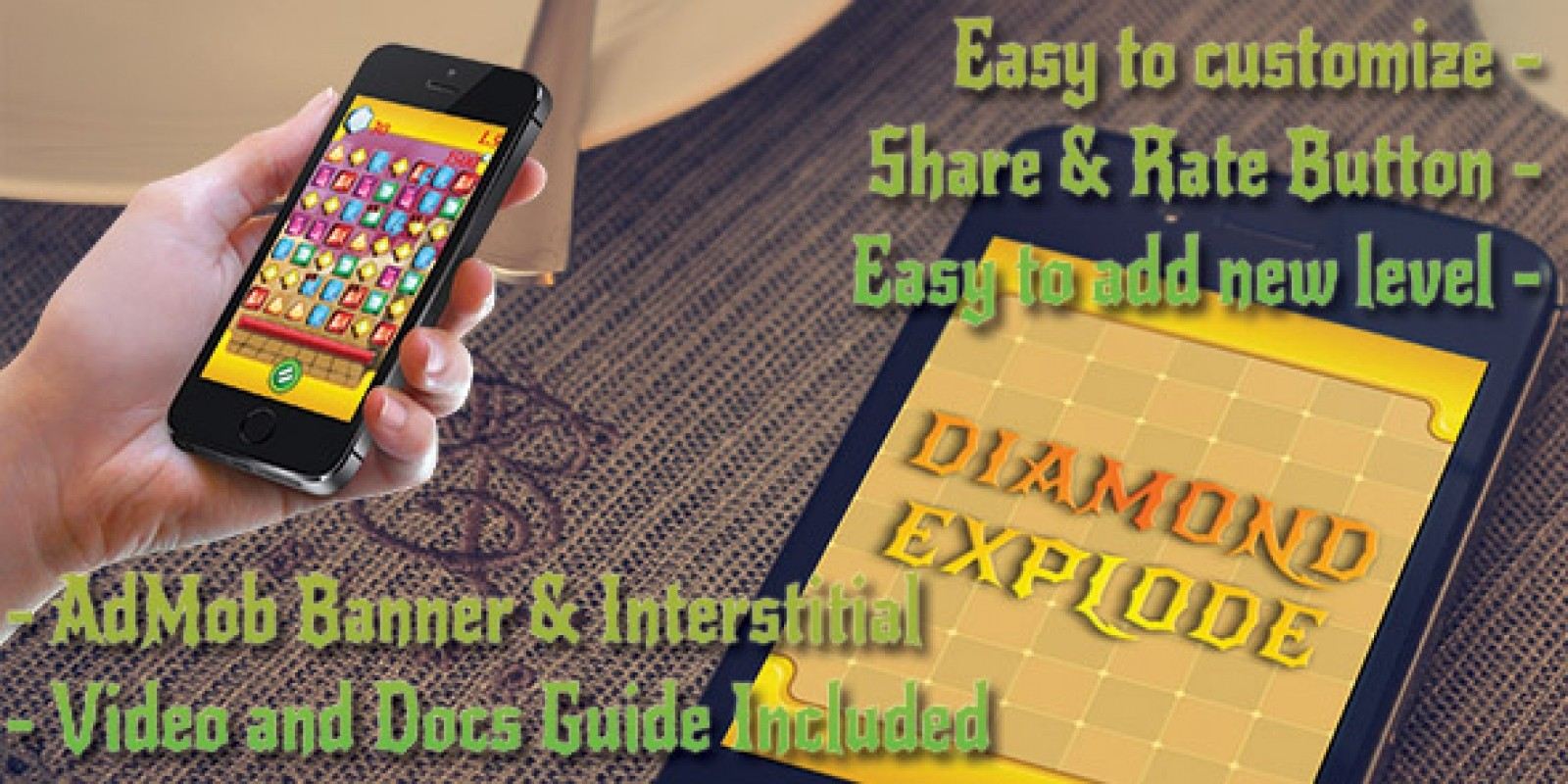Word Search Android Template You Er Source Code With Admob Entertainment