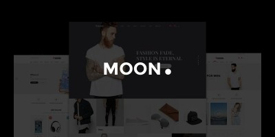 Moon Store - Drag And Drop Shopify Theme