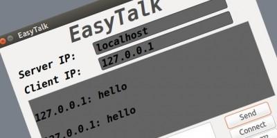 EasyTalk Messenger Python Script