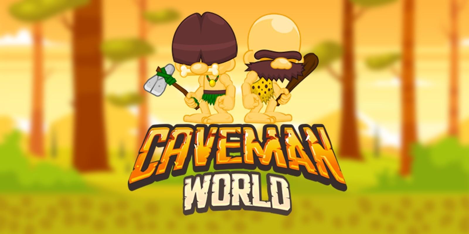 Caveman World - iOS Game Source Code