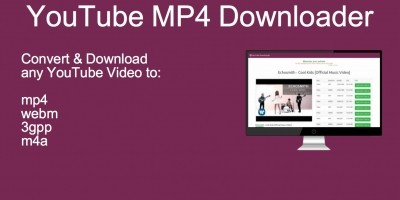 YouTube MP4 Downloader Script