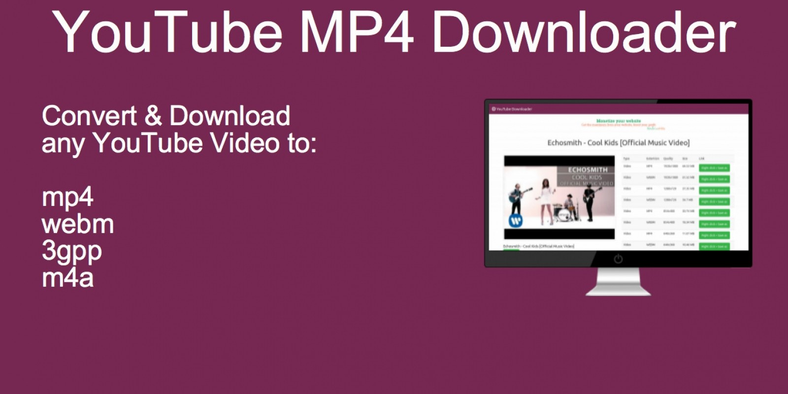 convert 3gpp to mp4