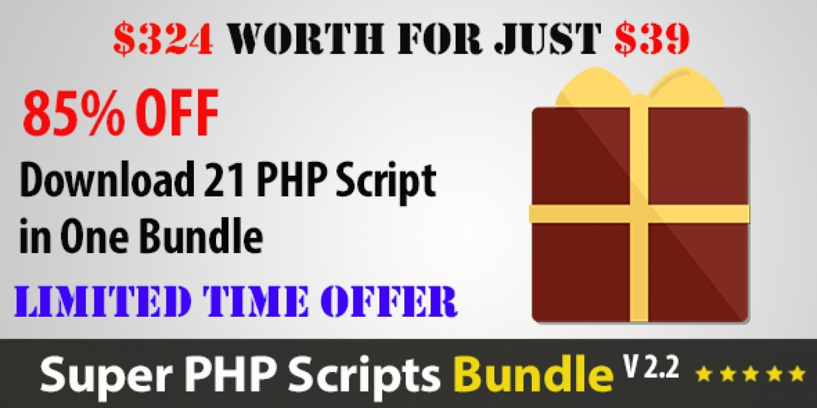 Super PHP Scripts Bundle