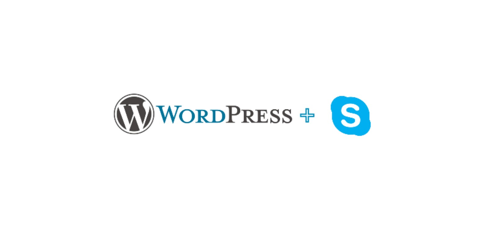 Skype Button WordPress Widget