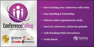 Conference Calling Wordpress Plugin For Business