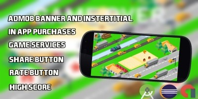 Crossy Roads Android Source Code