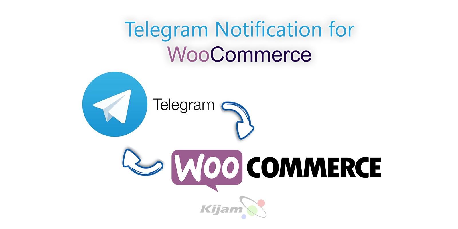 Telegram Notification For WooCommerce