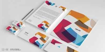 N1 Brand Identity Template