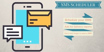 SMS Scheduler - Android Source Code