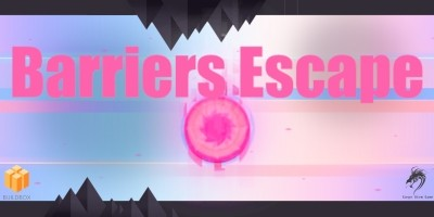 Barriers Escape - Buildbox Game Template