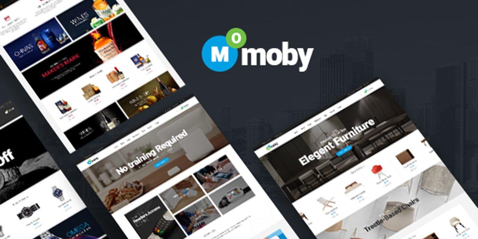 Pts Moby PrestaShop Theme