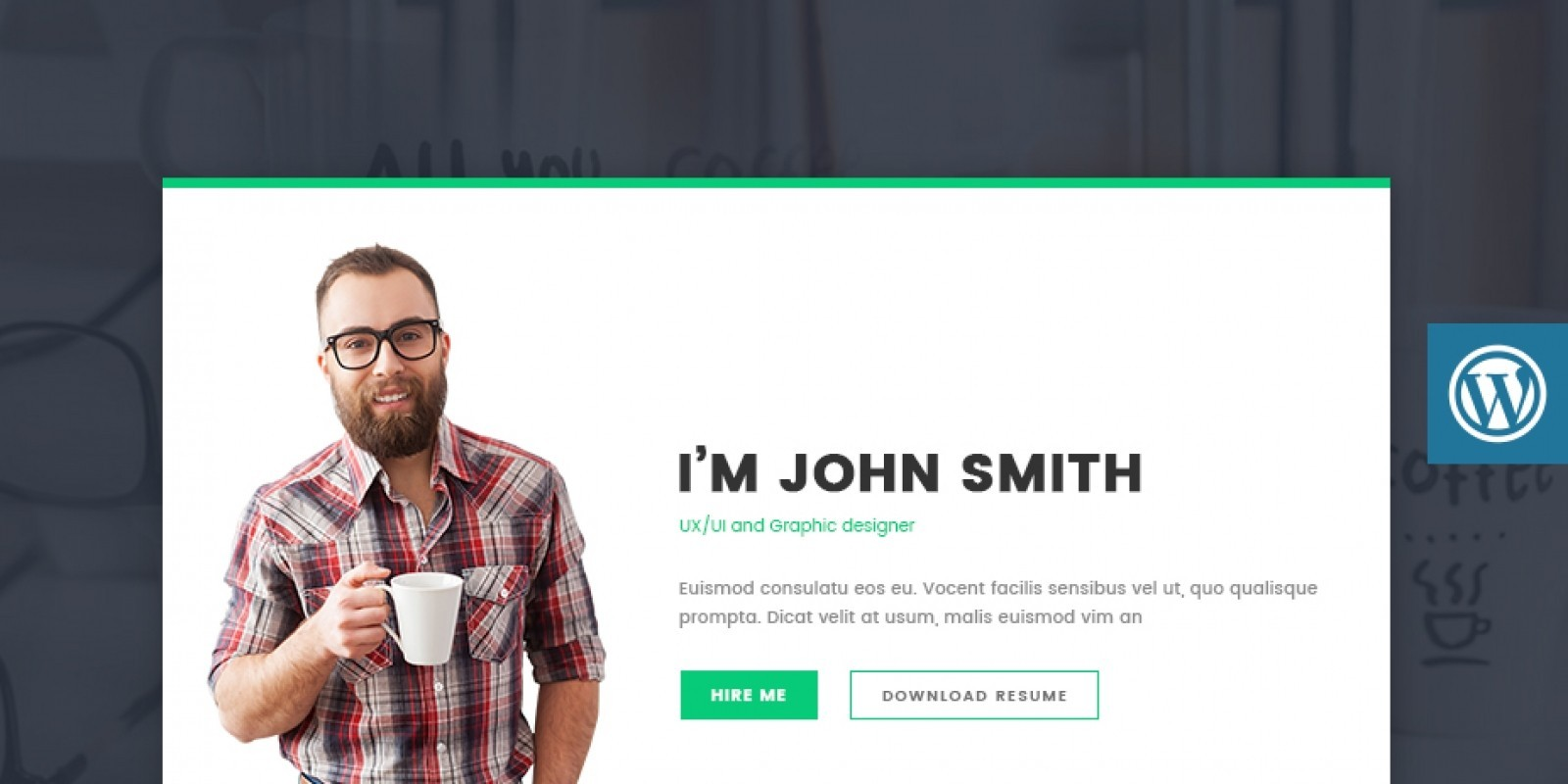 meraki one page html resume template html resume website templates