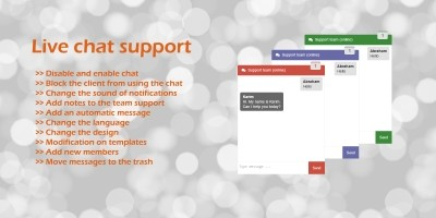 Live Chat Support Script