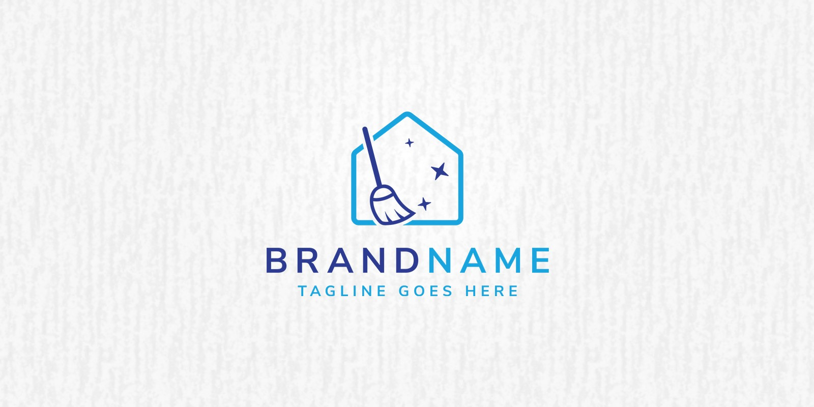 House Cleaning Logo Template
