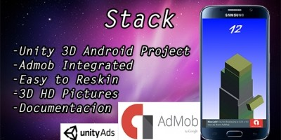 Stack Unity Game Source Code