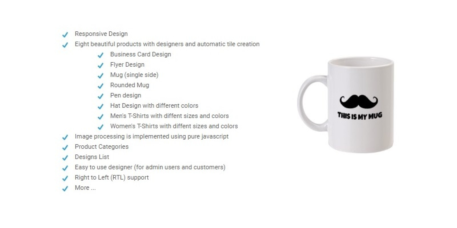 Php product designer script miscellaneous php scripts php code php product designer script reheart Image collections