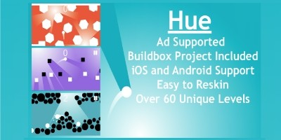 Hue - Buildbox Game Template