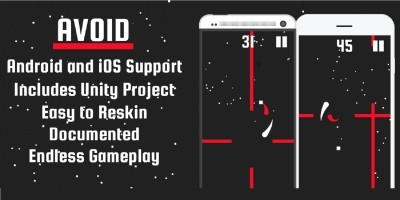 Avoid - Unity Mobile Game Template