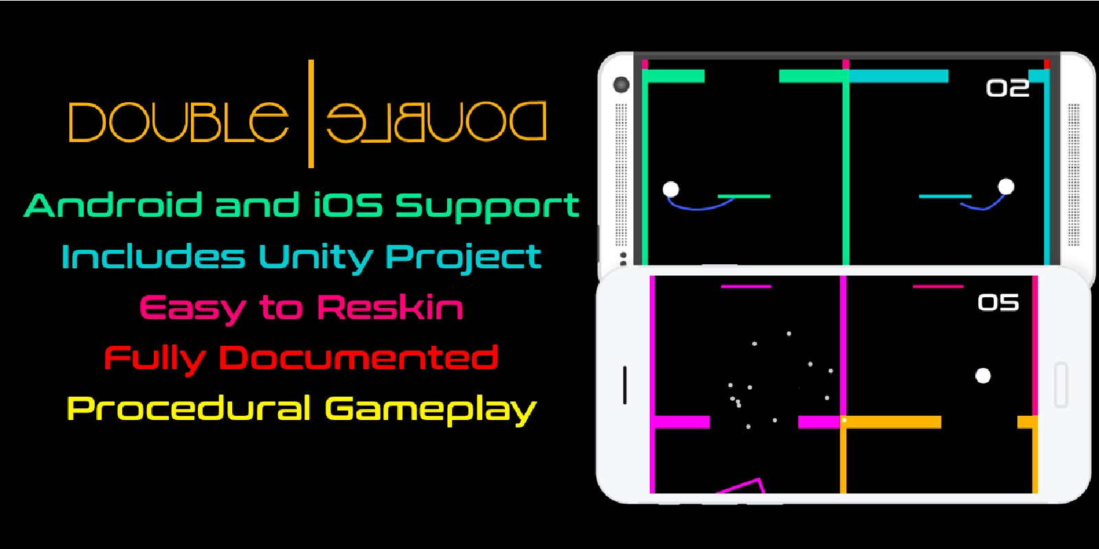 Double - Unity Mobile Game Template