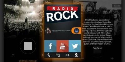 Smart Radio Streaming Titanium App Source Code