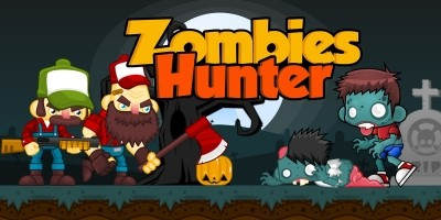 Zombies Hunter - iOS Game Source Code