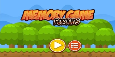 Memory Game For Kids Android Game