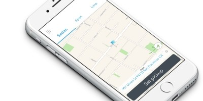 GeekNavi - Uber Clone iOS App Template And Backend