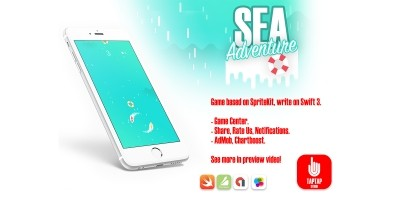 Sea Adventure - iOS Template