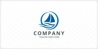 Global Sail Logo Template
