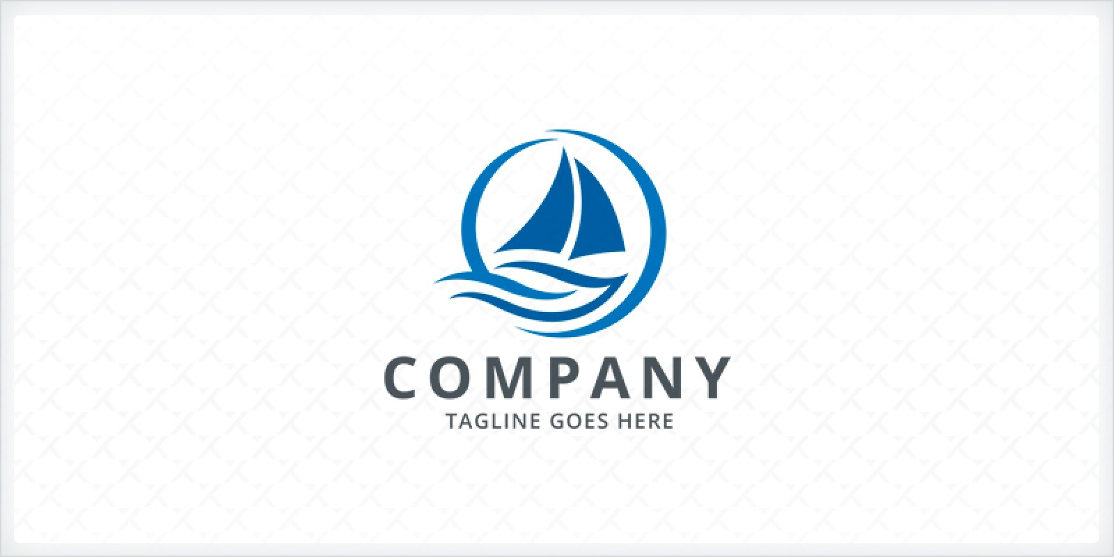 Global Sail Logo Template