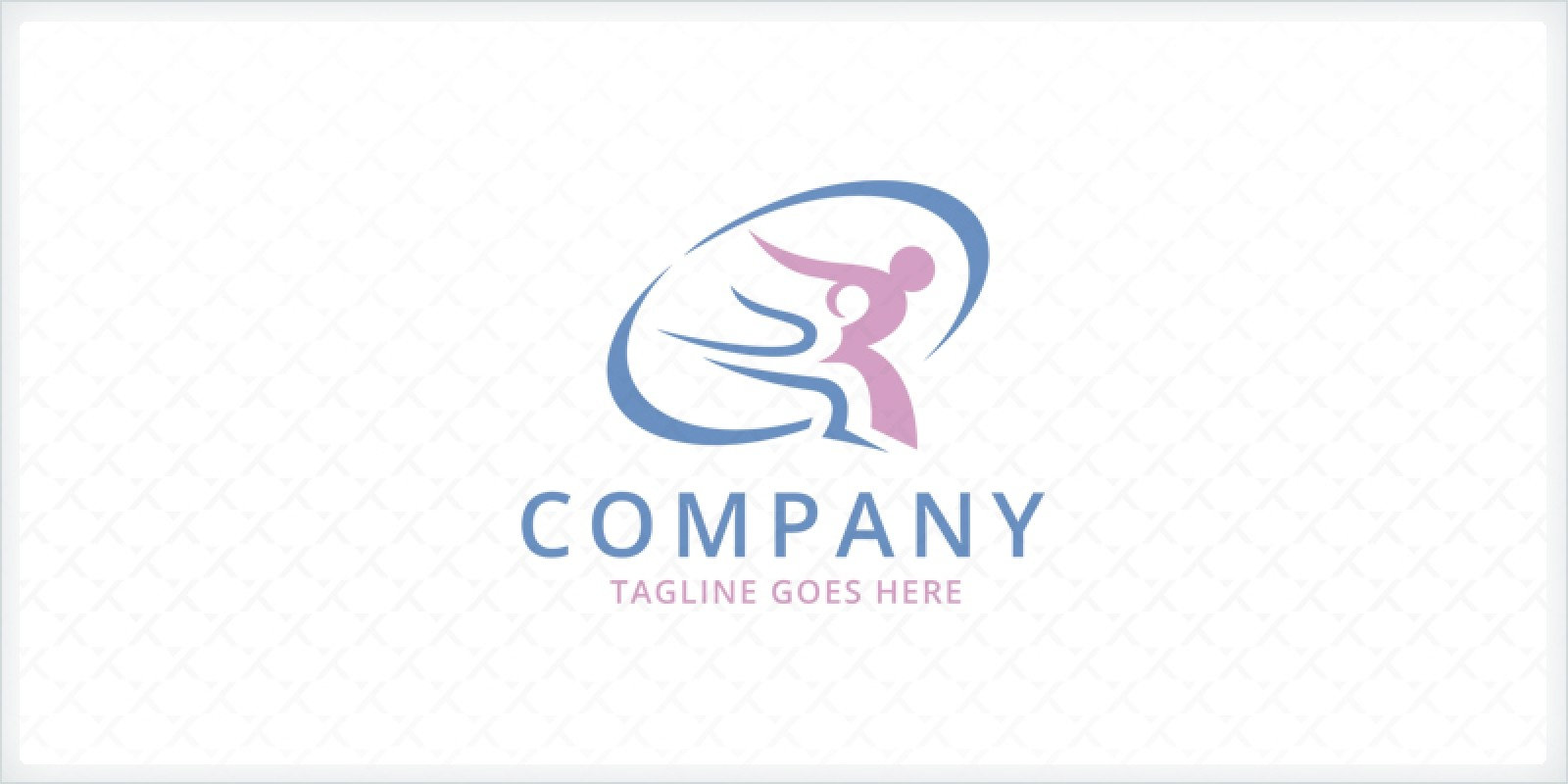 People Dance Logo Template