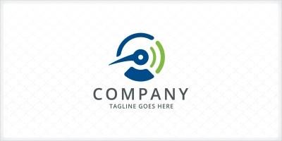Kiwi App Logo Template