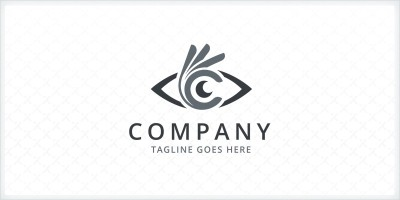 Eye - Perfect Vision Logo Template