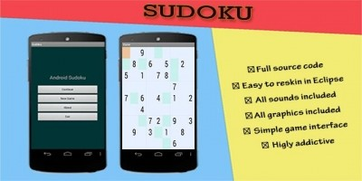 Sudoku Android Game Source Code