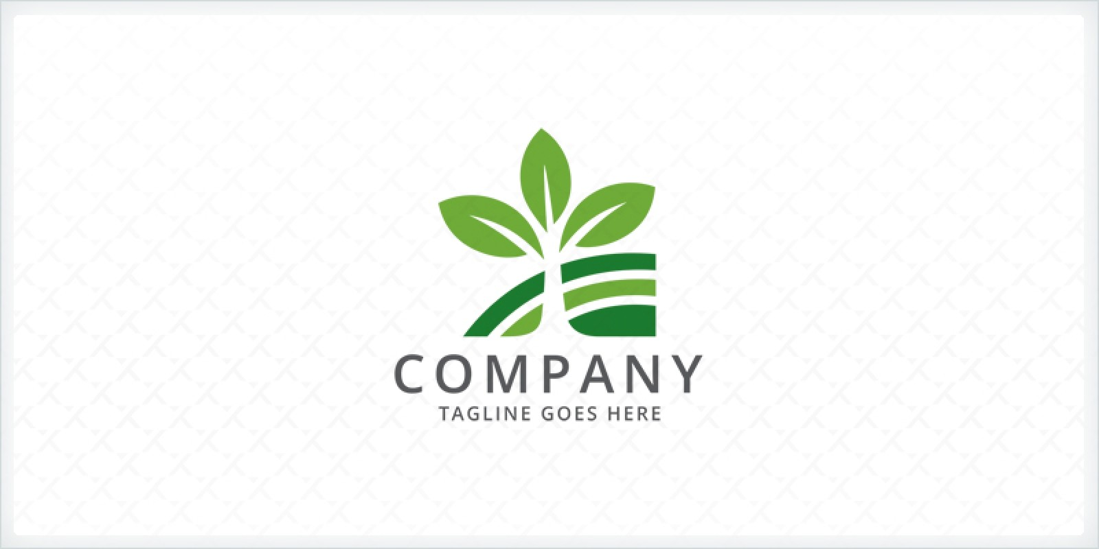Landscaping - Tree Logo Template